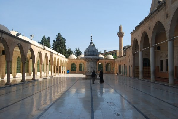 Mosque and Cave of Abraham