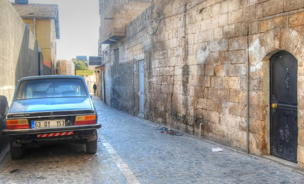 Back streets of Sanliurfa