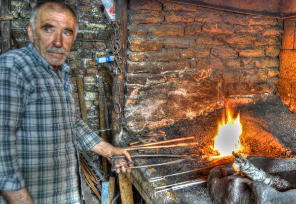 Beypazari blacksmith