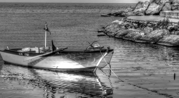 Boat in Trabzon