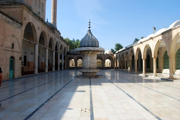 Mosque of Abraham in Urfa