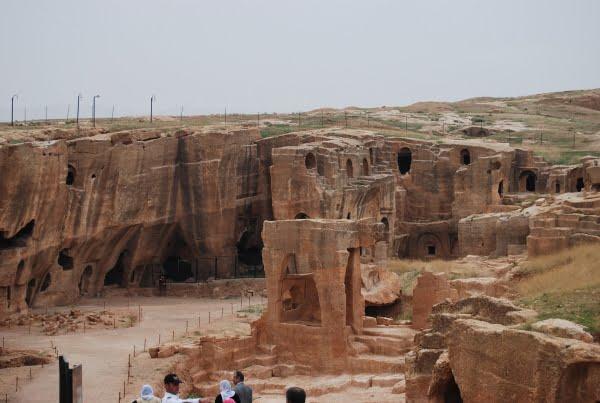 Dara ruins