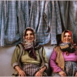 Local turkish women