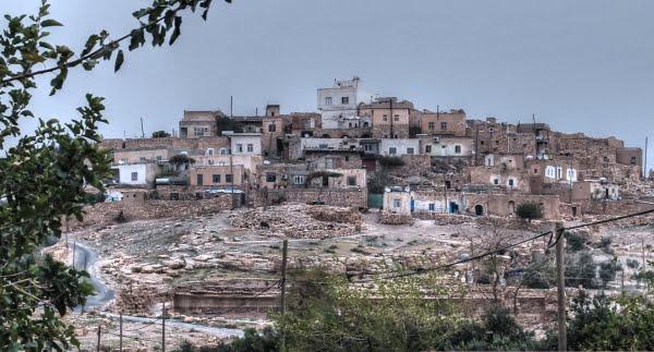 Village of Oguz in southeast Turkey