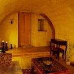 A Cave Hotel in Cappadocia