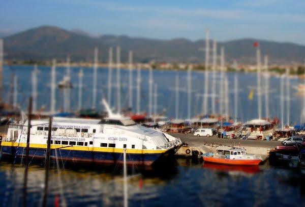 Fethiye Ferry