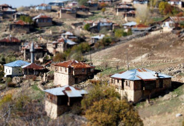 kozalan village