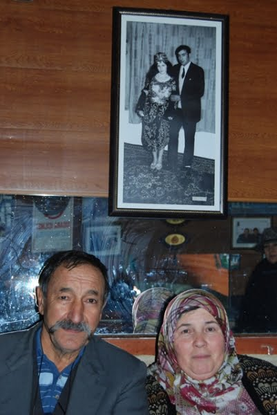 Fatma Teyze and her husband