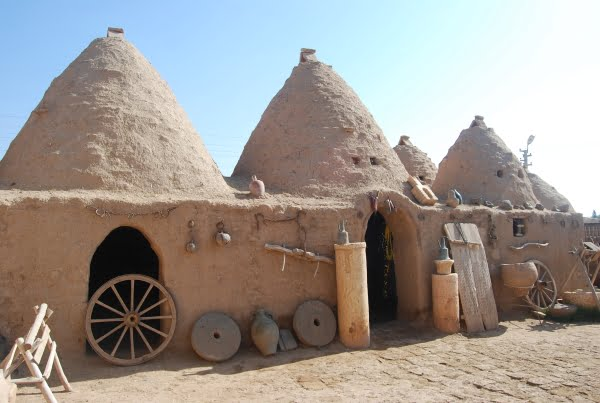 Harran beehive houses