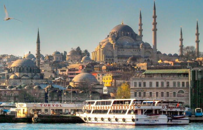 I love Istanbul! From Expert Shares Tips on Traveling to Turkey