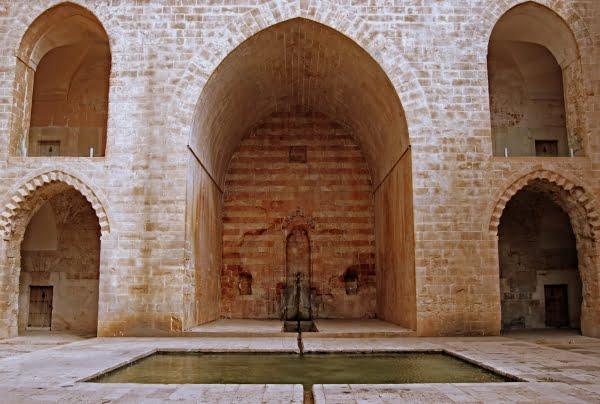Kasimiye Medresesi Courtyard