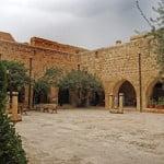 Deyrulzafaran Monastery in Mardin : A Travel Challenge