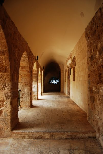 Deyrulzafaran passage ways