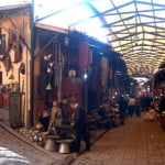 The Coppersmith Bazaar of Gaziantep