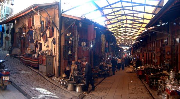 Gaziantep Coppersmith Bazaar