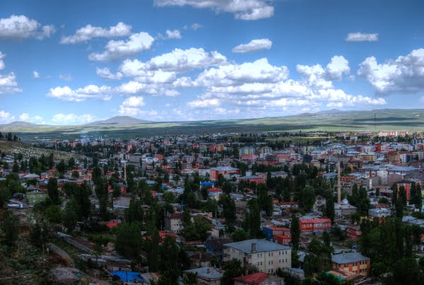 Kars city in Turkey
