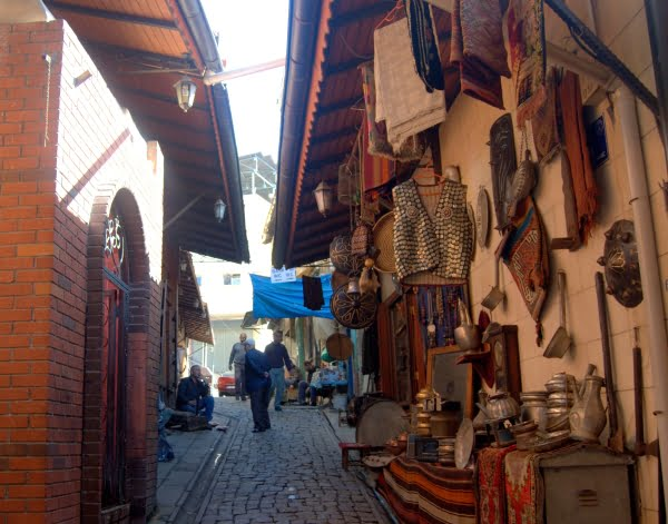 coppersmith bazaar Gaziantep