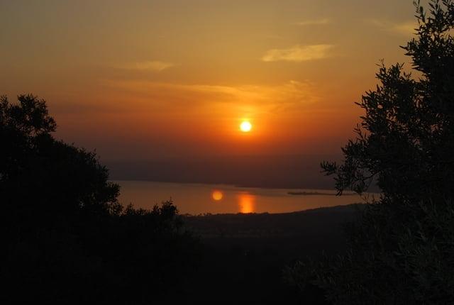 Aegean coast of Turkey
