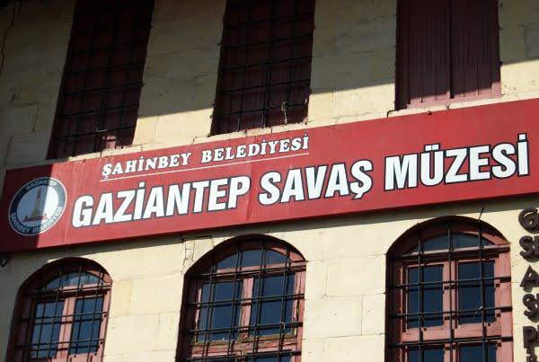 Gaziantep Savas Musesi