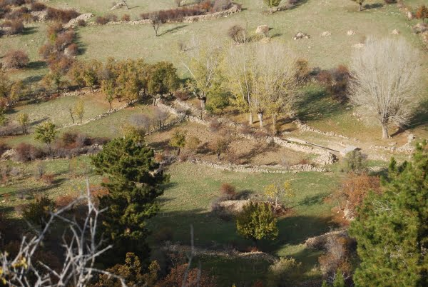 Kozanlan turkish village