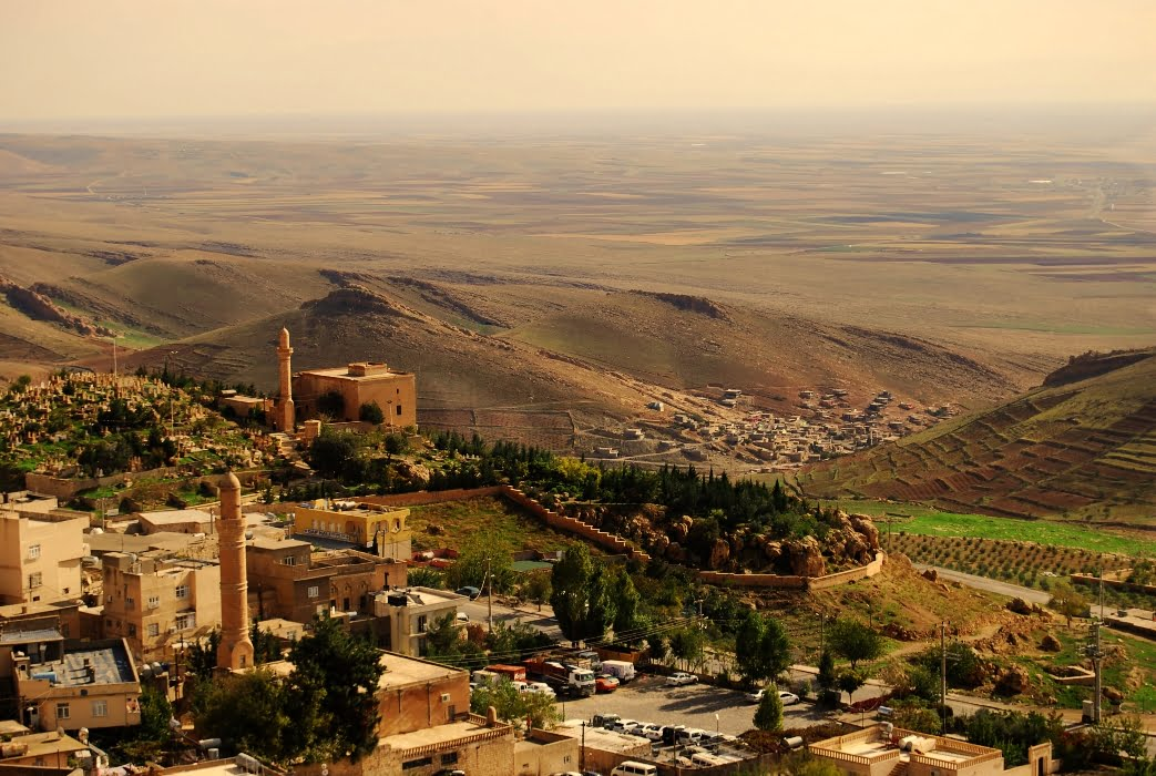 View of Mesopotamia
