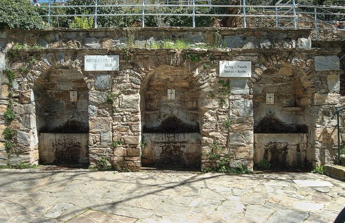 Holy Water House of Virgin Mary