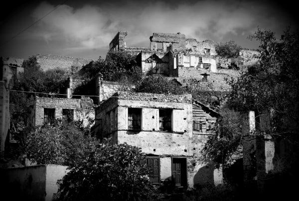 Houses of Kayakoy