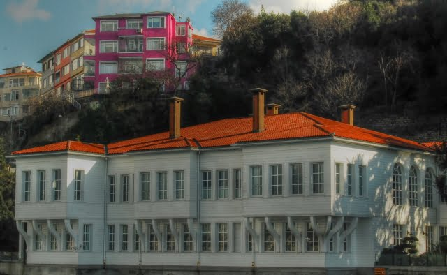 Houses on the Bosphorus