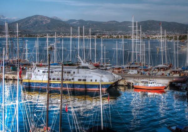 Rhodes Ferry