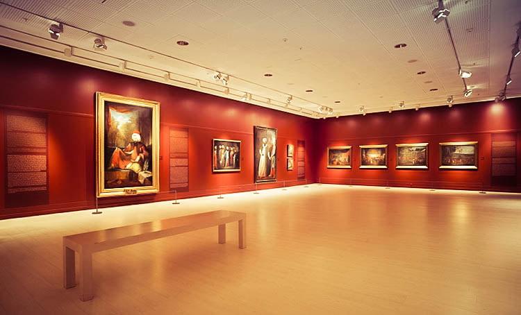 Art Galleries on Istiklal street