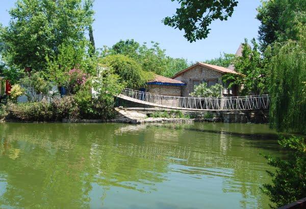 Degirmen lakeside Restaurant Kusadasi