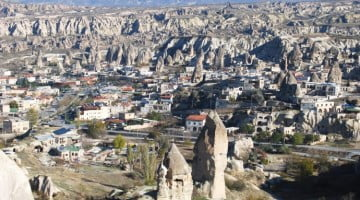 Goreme : The Backpacking Hub of Cappadocia