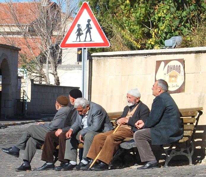 Locals of Cappadocia