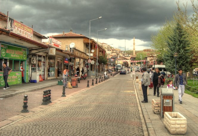 Avanos Turkey  City pictures : Avanos in Cappadocia Turkey : Pottery Masters and a Hair Museum