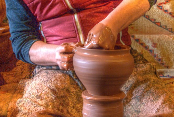 Avanos Turkey  city photos : Avanos in Cappadocia Turkey : Pottery Masters and a Hair Museum