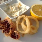 The Flying Fish of Altinkum : Aegean Cuisine