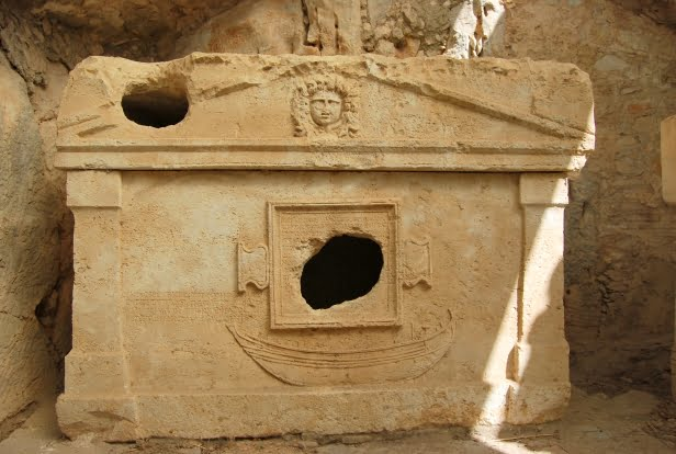 Sarcophagus of Captain Eudemos