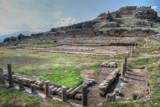 Tlos Ruins