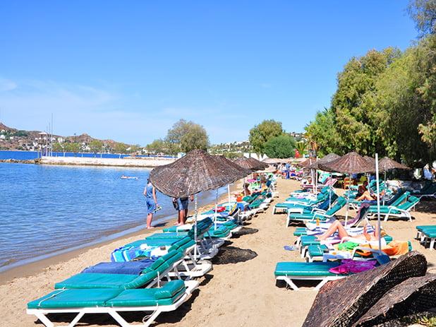 yalikavak beach