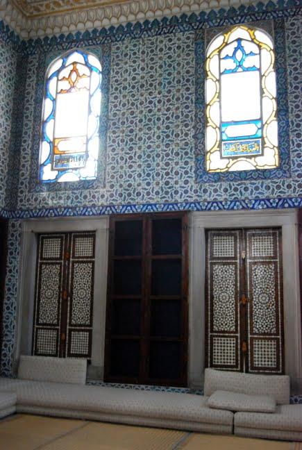 Inside Topkapi