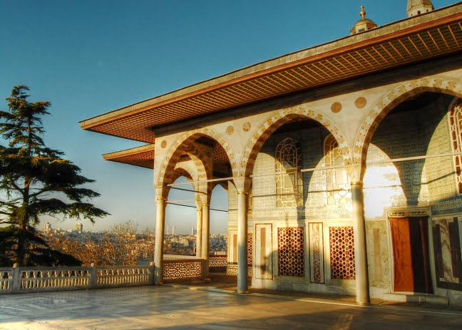 Ottoman sultans Palace