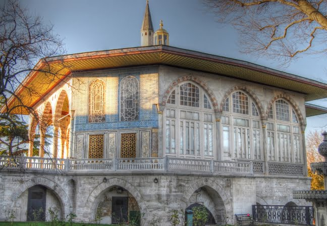 Pavillion at Topkapi