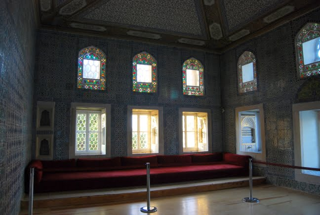 Room of the topkapi