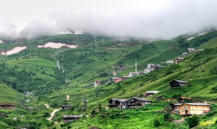 Demirkapi Plateau Turkey