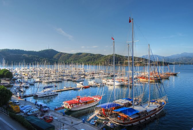 Places to visit in Fethiye