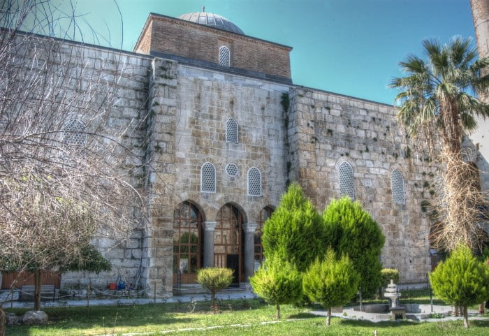 Isa Bey mosque in Selcuk T