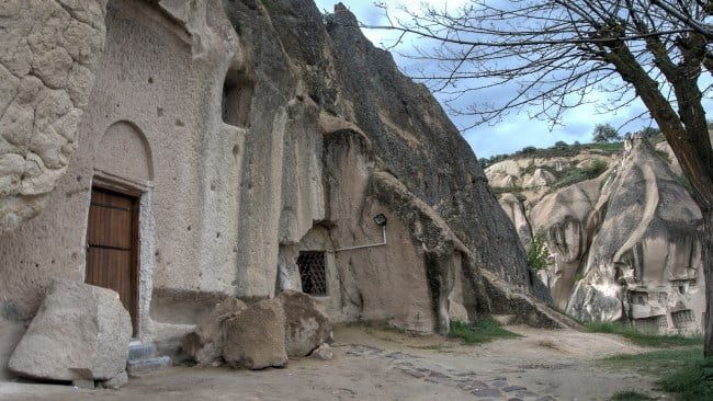 Goreme Open air museum Cappadocia Turkey