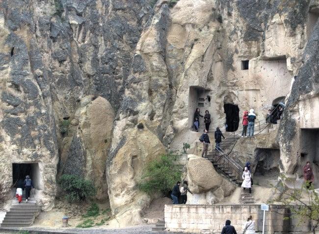 Goreme open air museum Turkey