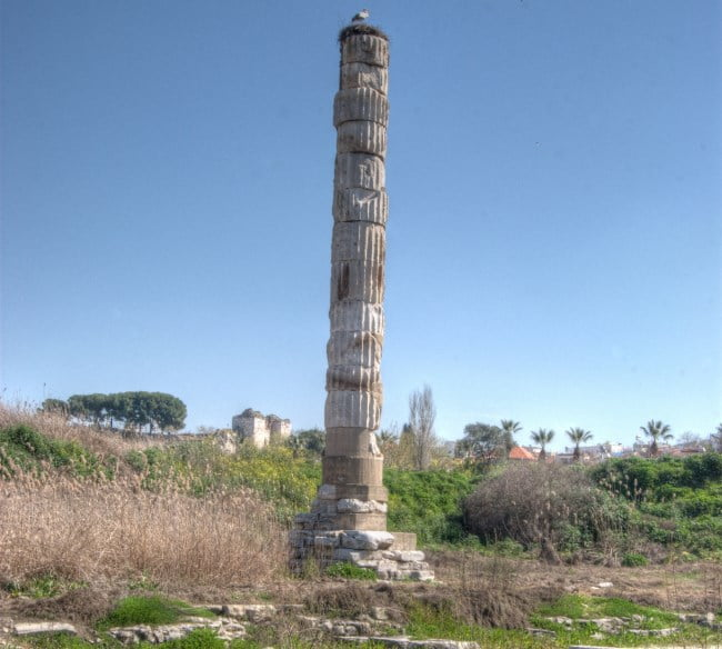 Temple of Artemis at Ephesus Selcuk