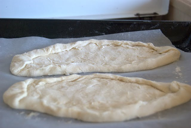 Dough for Turkish Pide